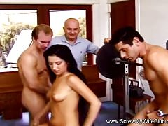Raven Swinger Wife Threesome