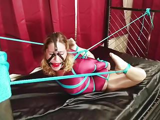 Fayth On Fire Strict Bondage