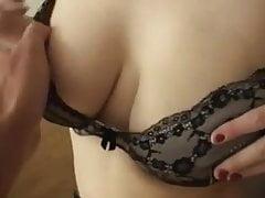 Hot Busty Redhead Test für Porno