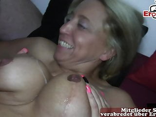 Apologise, but, creampies galore at this gangbang party