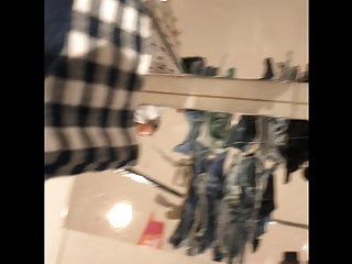 Upskirt Hidden Camera 18 Year Old video: Upskirts at the Store