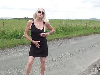 Public Nudity Mature European video: Just for fun