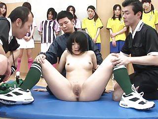 Japanese Fingering Punished video: Punished