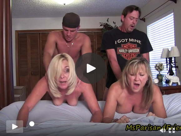 Ms Paris and Her Taboo Tales-family Orgy