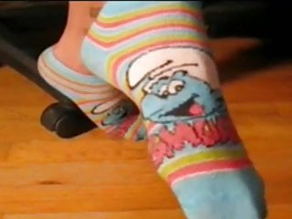 video: Amber Cute Socks