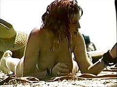 Sceny plażowe 4