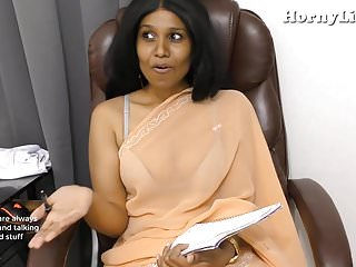 Indian Tutor seduces young boy pov roleplay in Hindi