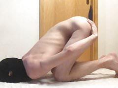 Skinny loser slave exposed | Porn-Update.com