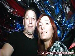 Velvet Swingers Club pary pieprzą się jak króliki