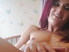 Nikola Krystyna Plays With Pussy