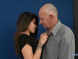 The return of grandpa's Tall dick