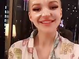 Dove Cameron asks you to be good