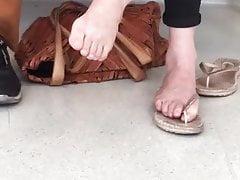 Os pés sexy da minha esposa no dentista (parte 2)