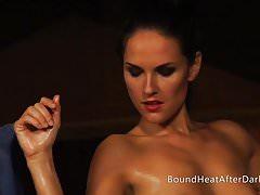 Římské sny Správná lesbická masáž pro nezbednou paní