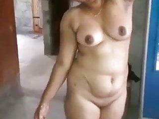 Asian Indian Milf video: Kerala housewife