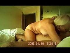 GILF Hidden Camera