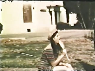Vintage Teen Blowjob video: pErVeRt AnD gIrL