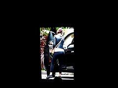 Emma Stone's ass cum tribute 6