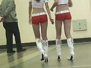 Show Girls - China gamecon 2010 3