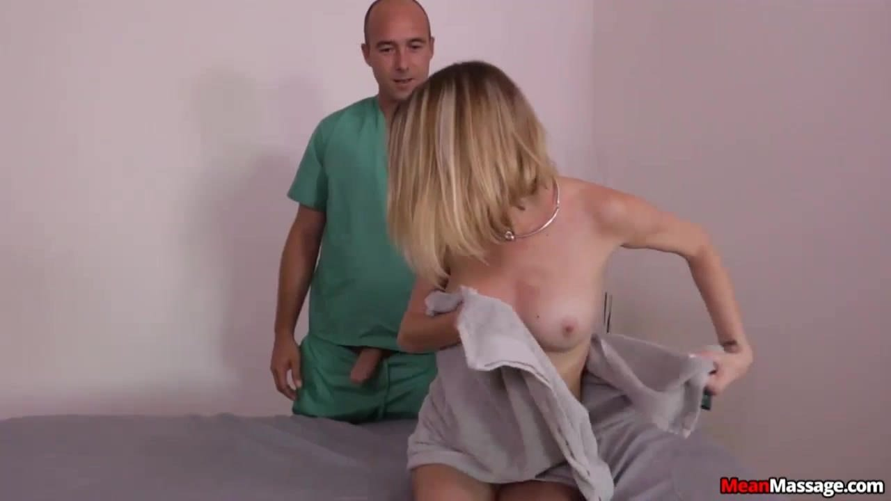 Massage Room Teen Orgasm