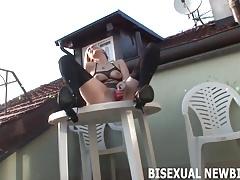 Puoi gestire il tuo primo trio bisessuale