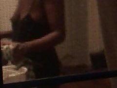 ebony venster spionage lingerie DEEL 2