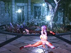 Skyrim sexy dance LUVORATORRRRRY HDT (futanari)