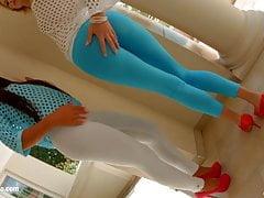 Scena analna Marii Fiori i Kariny Grand przez Ass