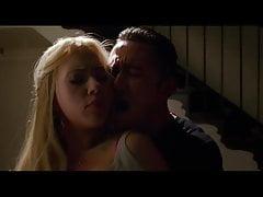 Scarlett Johansson Red-hot Penetrating Smooching Video