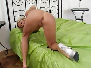 German Blondes video: German Blonde MILF Undressing
