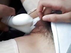 Masturbazione ragazza coreana