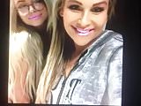 WWE Liv Morgan and Natalya Cum Tribute