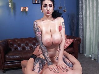 Tattoos Big Tits Jugs video: Jugs 4 Wiener Hugs Arabelle raphael
