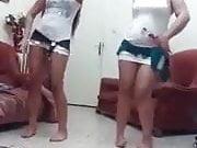 Maroc girls dance
