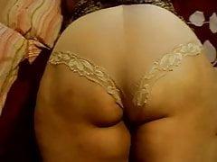 SSBBW módní anální sexy královna, že žena ovoce pao