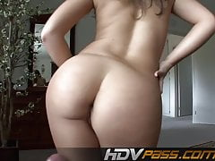 Kristina Růže Sucking Big Dick v POV View