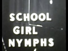 School Girl Nymphs Site Seer