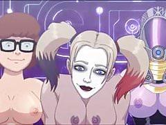 Epicki crossover z kreskówkami. !!