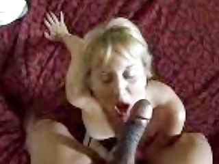 Hardcore Facial Milf video: Jay get a text from hotwife - she want his massive cumshot