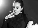 smoking fetish babe