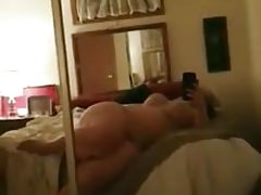 Mal Malloy in the bed