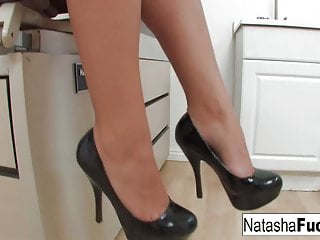 Tits Brunette Big Natural Tits video: Natasha Nice And Raylene Working Side By Side
