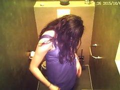 Toilette nascosta super cul