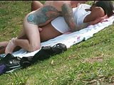 Beach foreshore foreplay IR