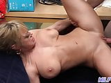 MILF Trip - Dee Williams gets her pussy bashed - Part 1