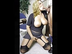 Klip wideo - Bettina Tietjen - celebsfakes