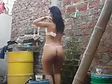 brazilian women outdoor striptease