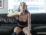 After I make you cum you have to eat it CEI