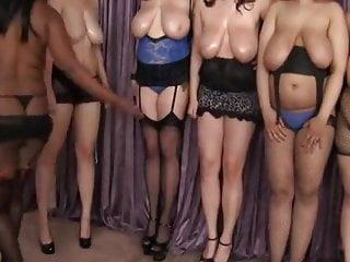 Bbw British Plumper video: Plumper Orgy.