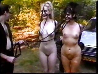 Vintage Bdsm video: British Ponygirls (1997)